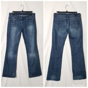 "Citizens of Humanity ""Kelly"" Low Wiast Bootcut 29"